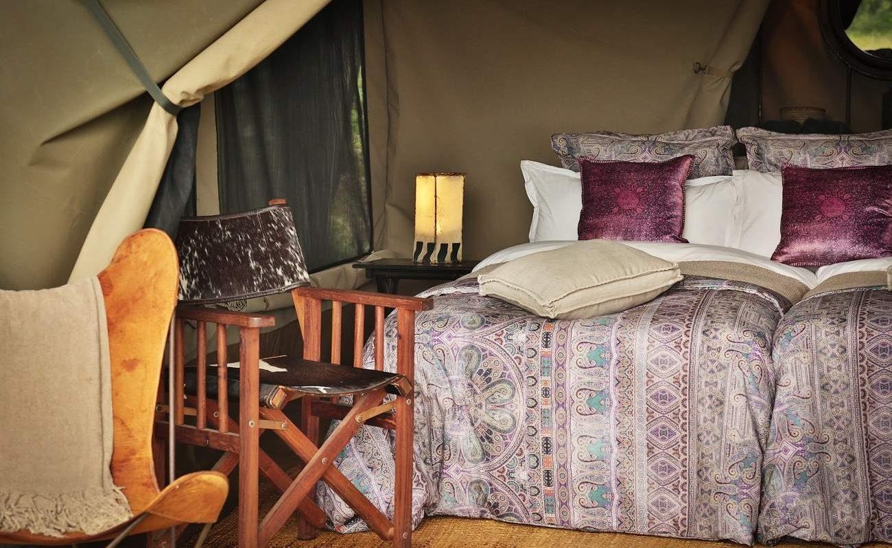 Zelt von Pakulala