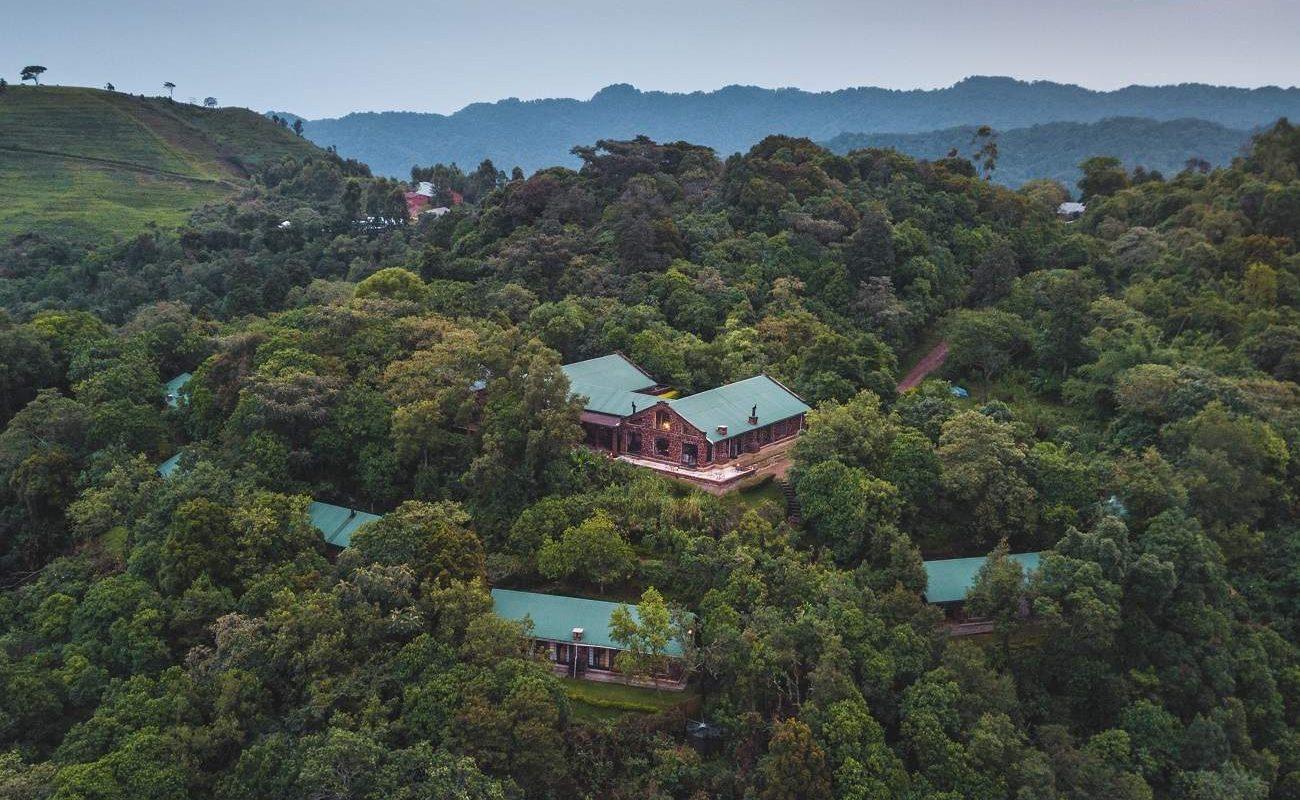 Clouds Mountain Lodge, Uganda