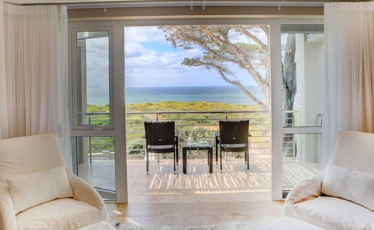 Honeymoon Zimmer in der Abalone Lodge