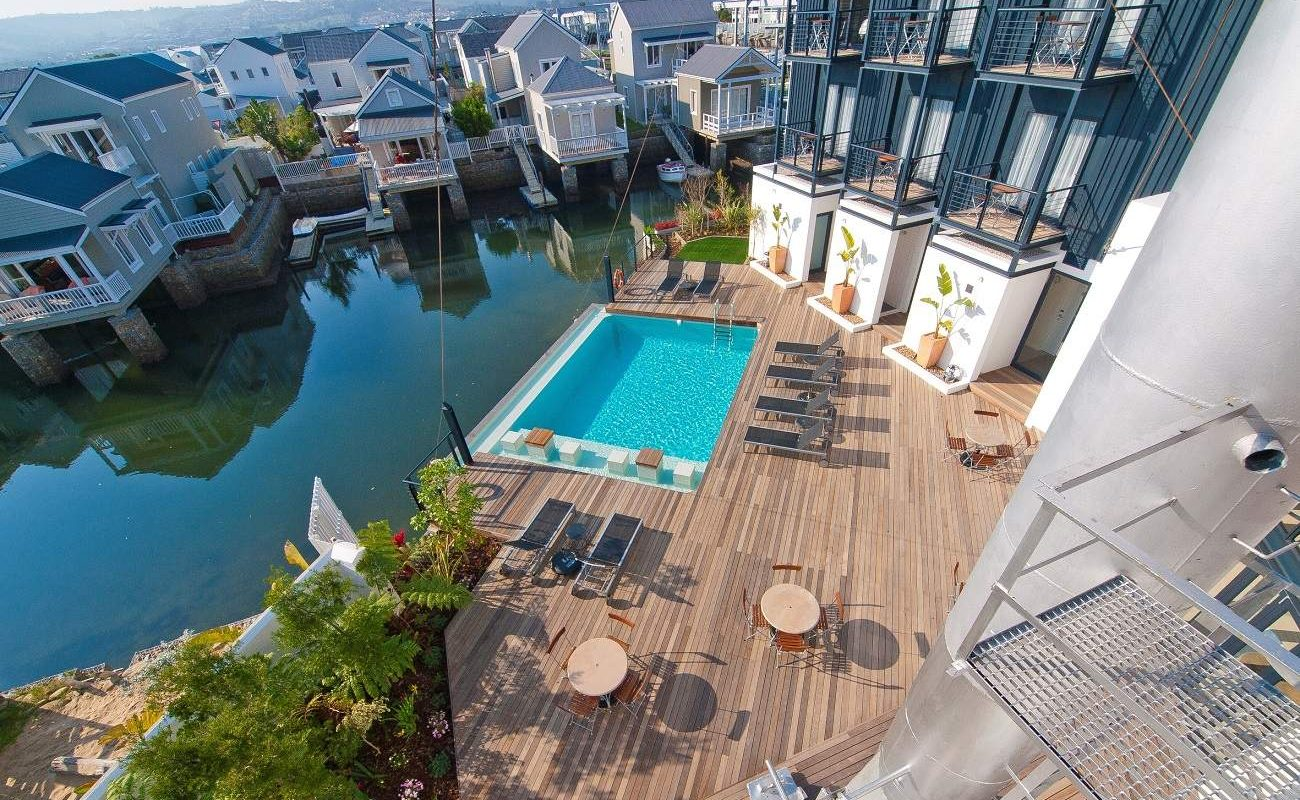 Pool des Boutique Hotel in Knysna