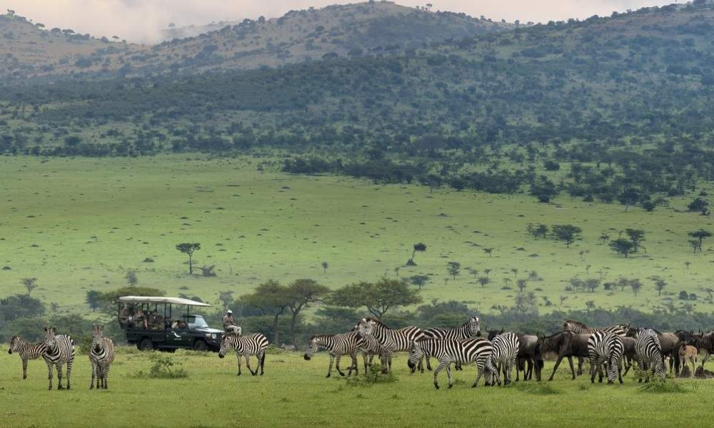 AndBeyond Kleins Camp Serengeti Tansania