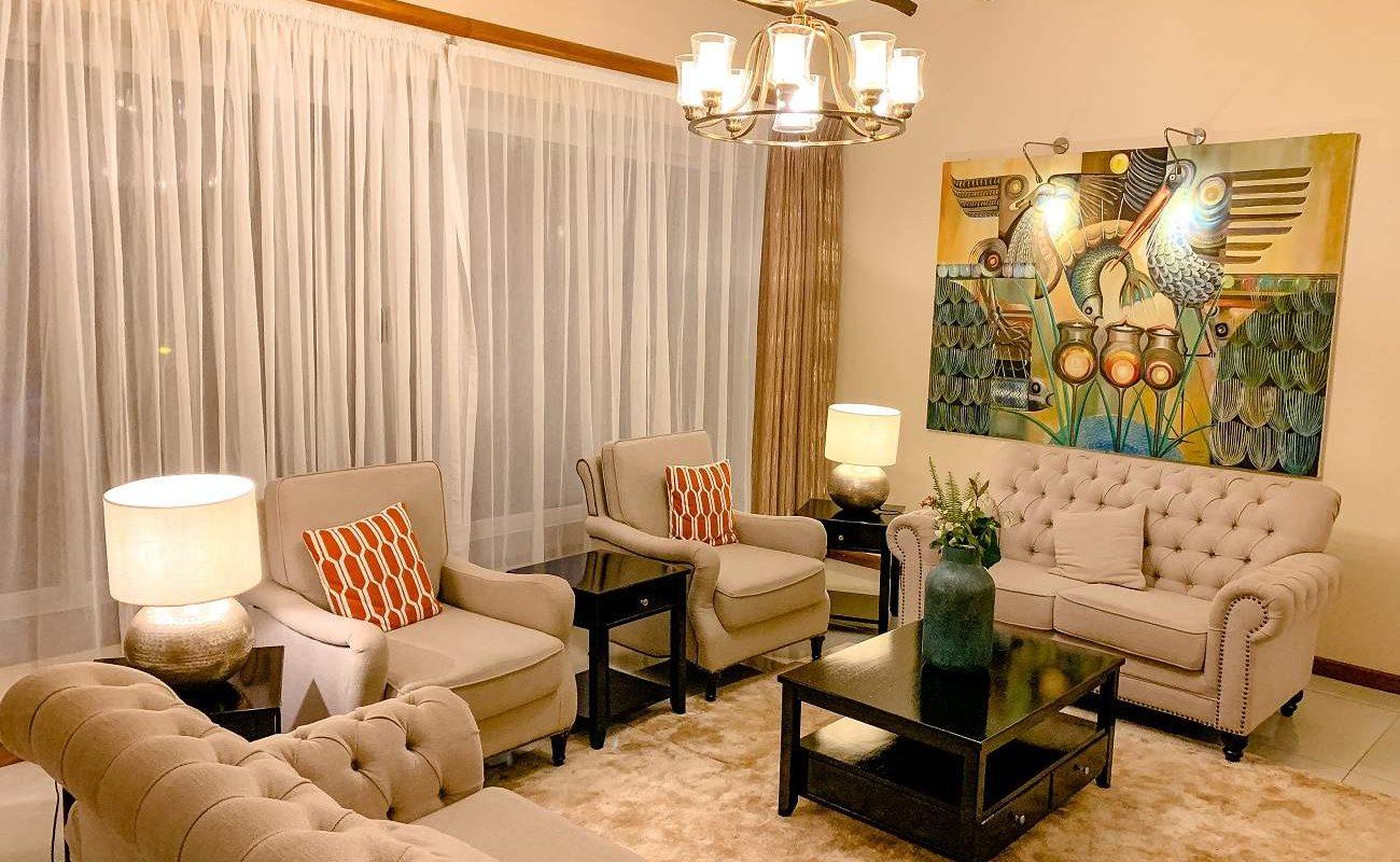 Lounge, Boutiquehotel Entebbe