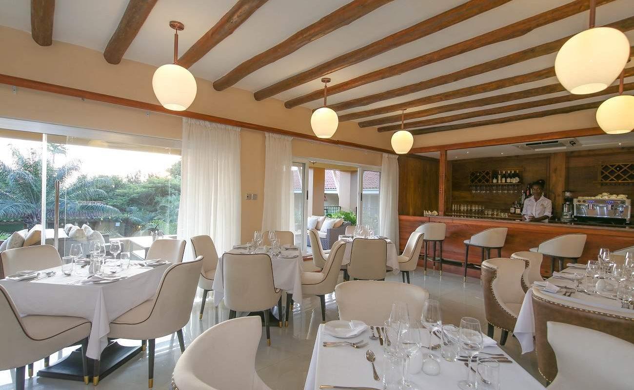 Restaurant des No. 5 Boutique Hotels