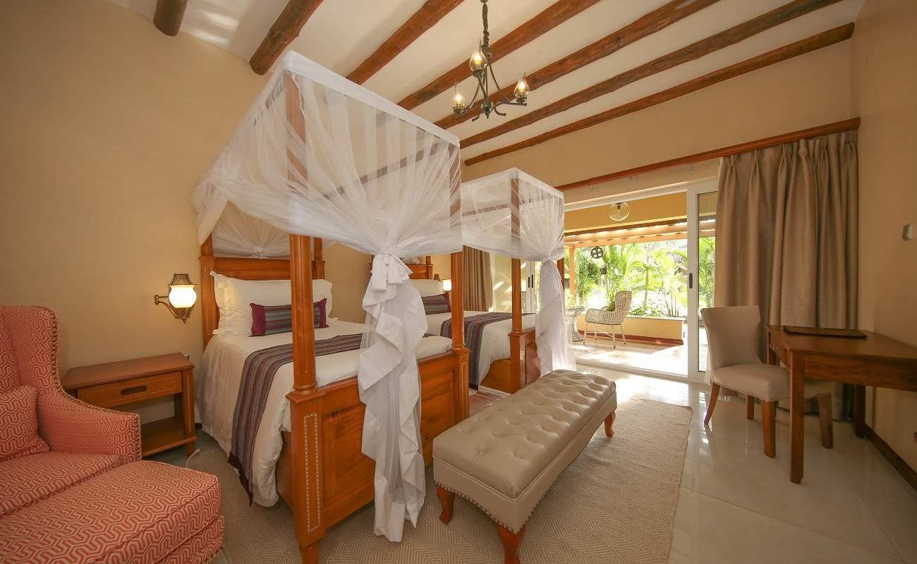 Zimmer No. 5 Entebbe
