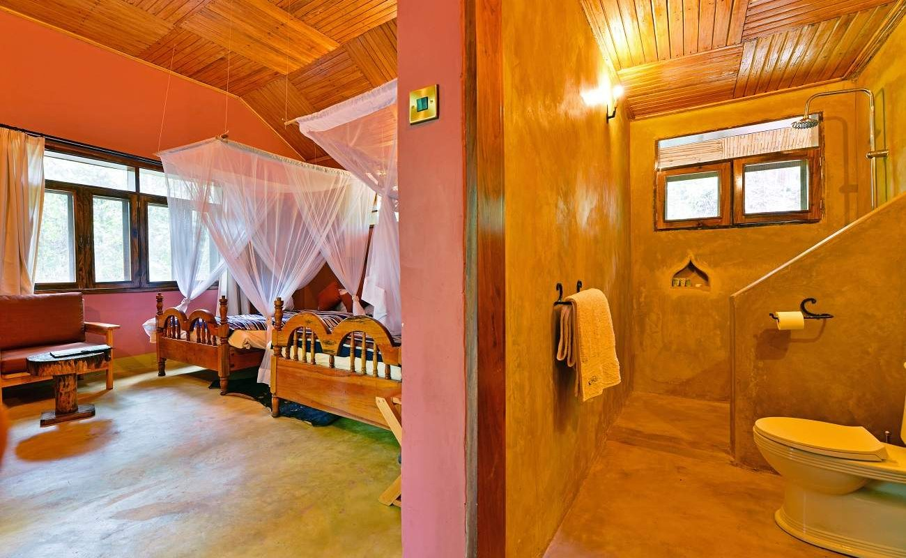 Standard Zimmer Primate Lodge