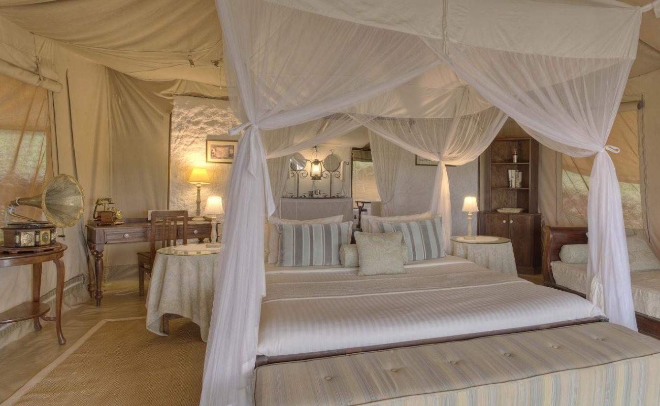 Das Honeymoon Zelt