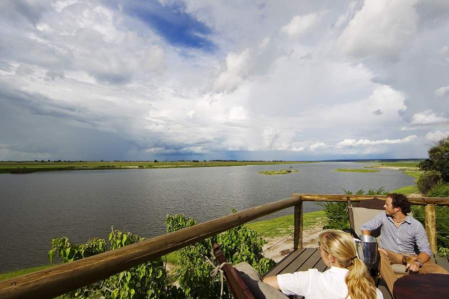 Webcam Chobe Game Lodge