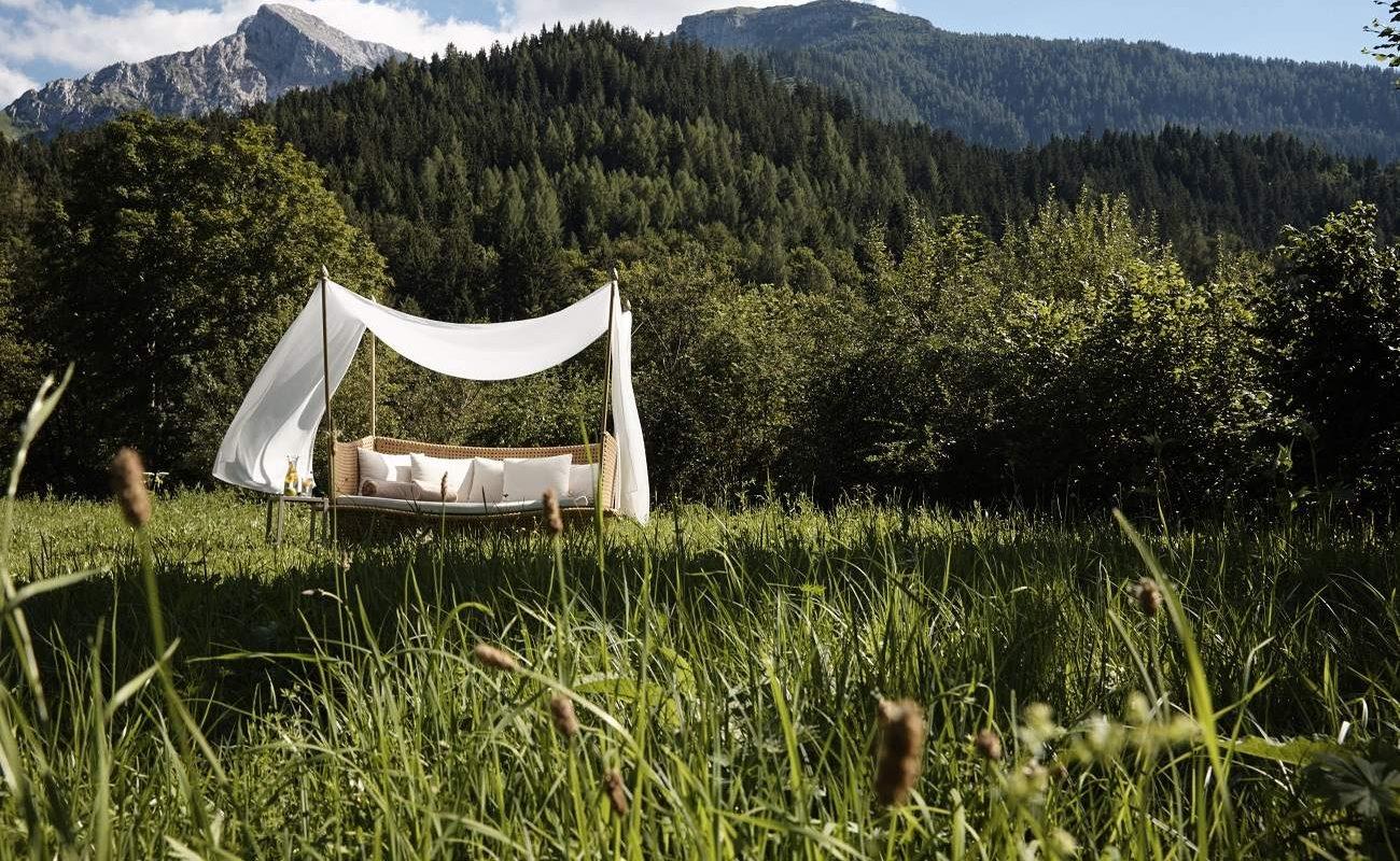 Entspannung in den Berchtesgadener Alpen