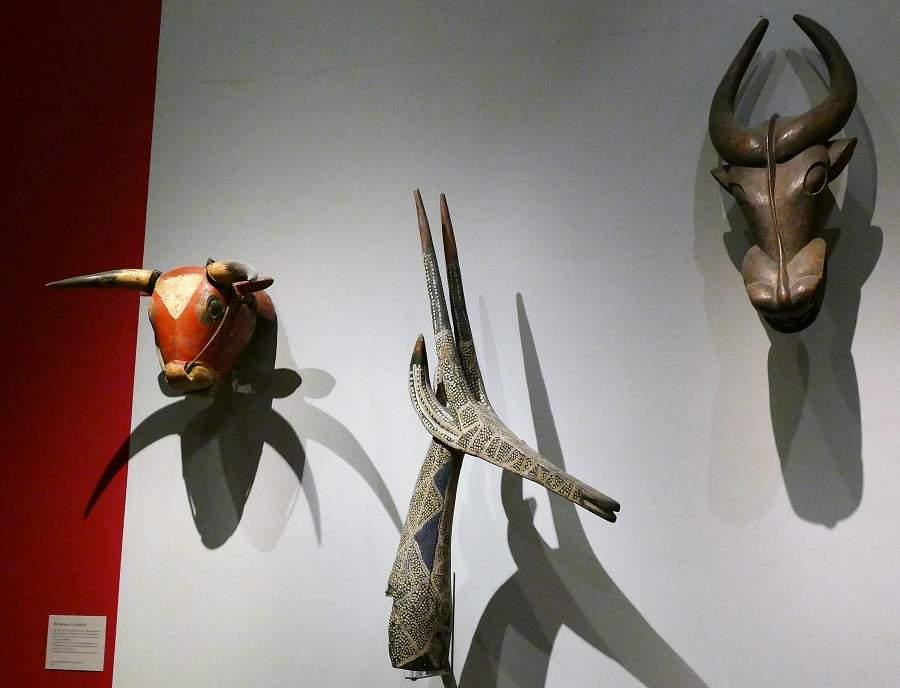 Tiermasken Museum 5 Kontinente