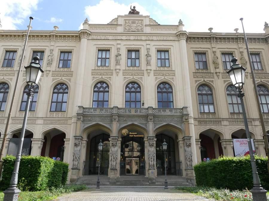 Museum Fünf Kontinente München