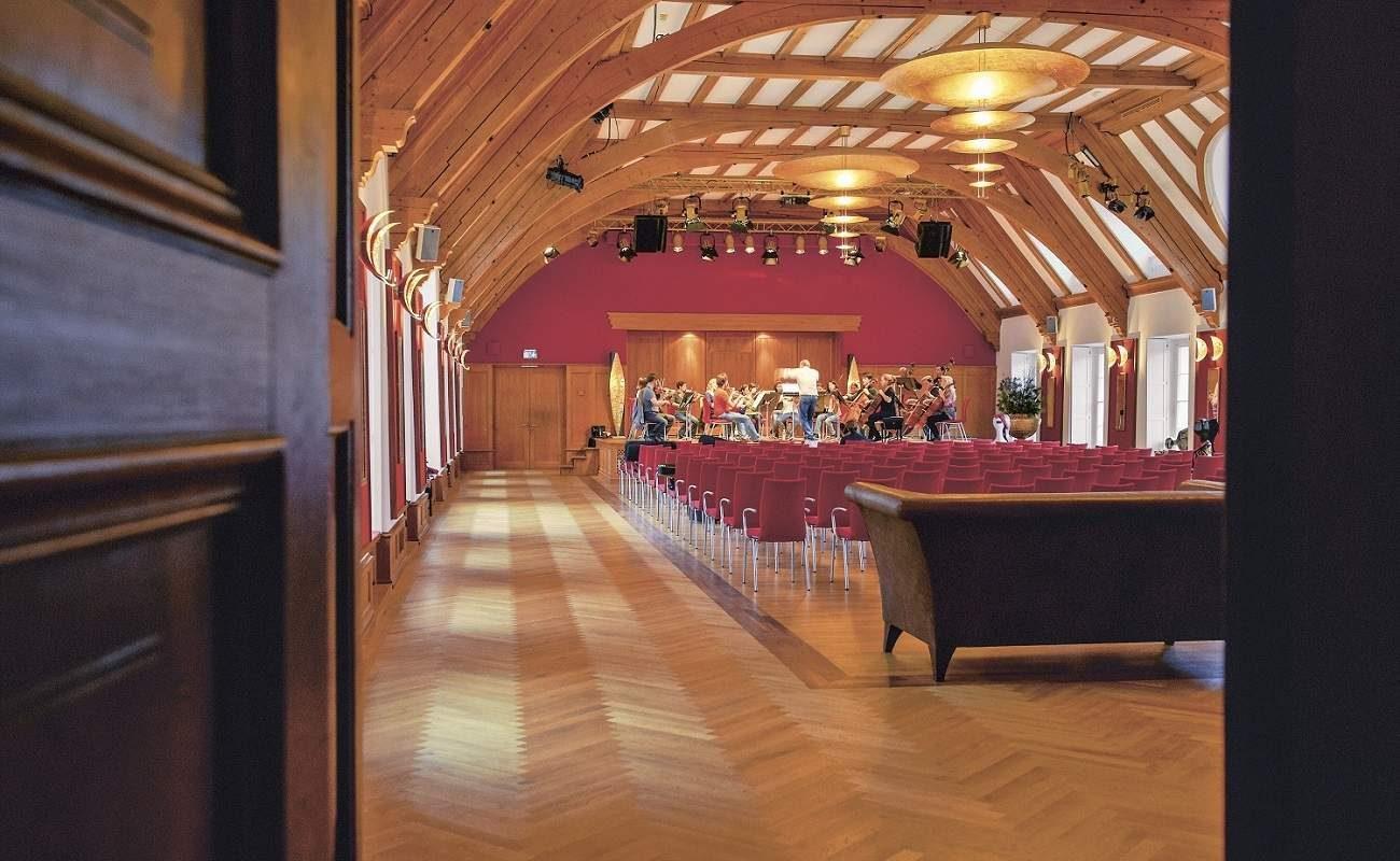 Schloss Elmau Konzertsaal