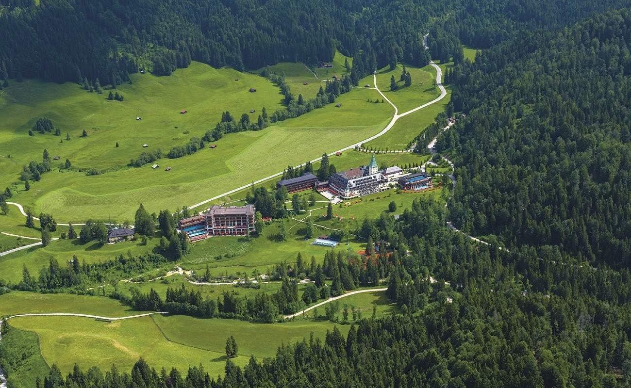 Schloss Elmau und Retreat
