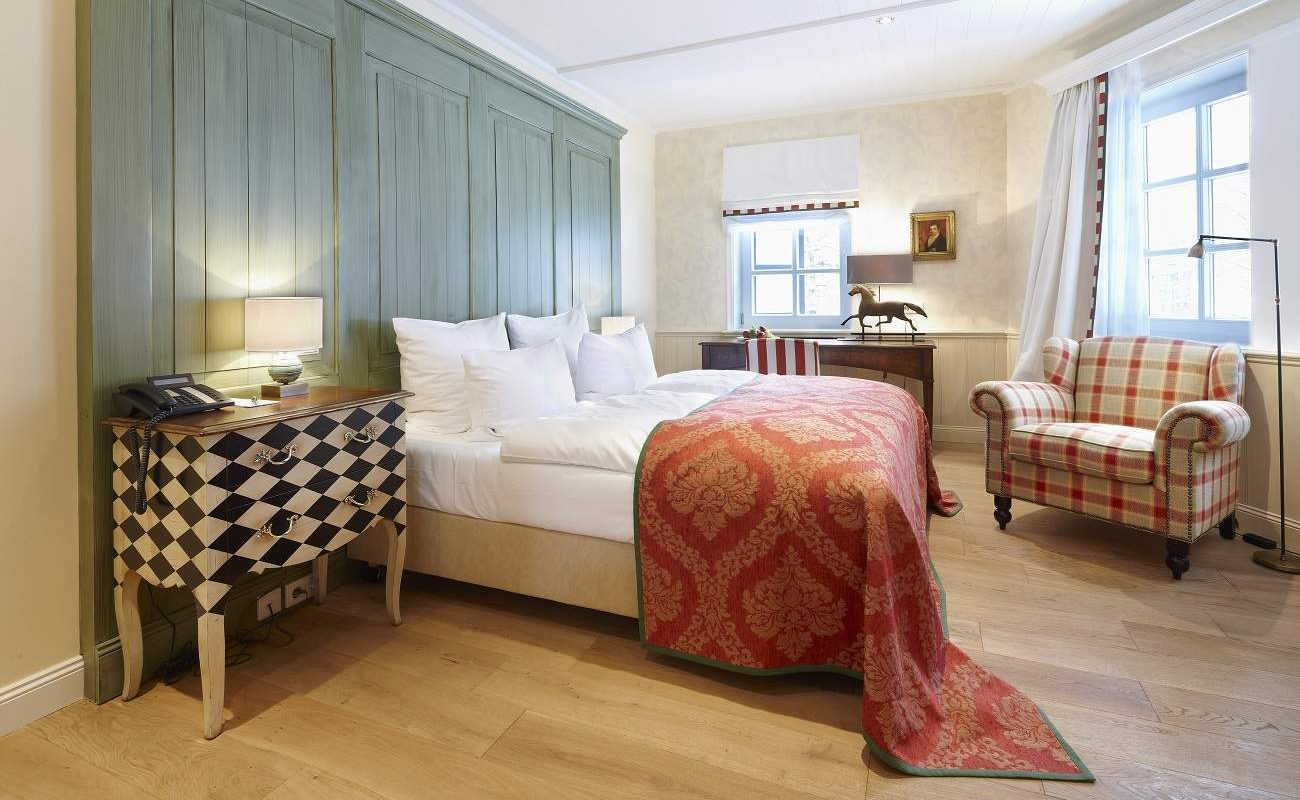 Komfort Doppelzimmer Hardenberg BurgHotel