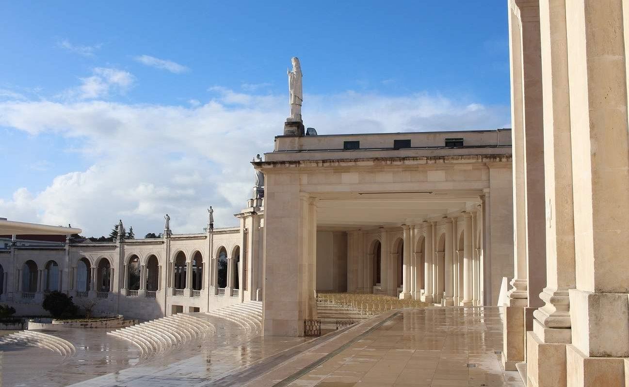 Fatima - Heiligtum in Portugal