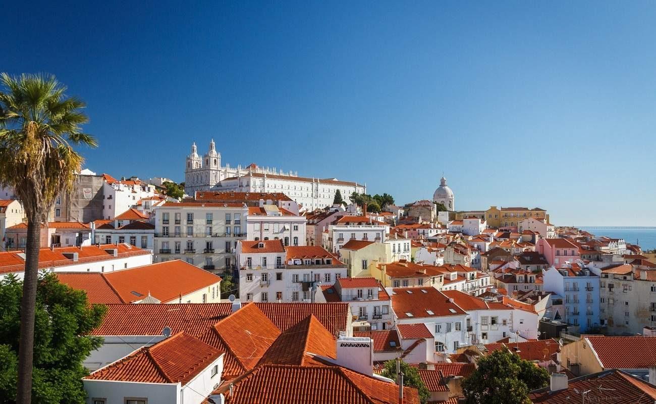 Die Altstadt von Lissabon - Ausgangspunkt der Portugal Rundreise