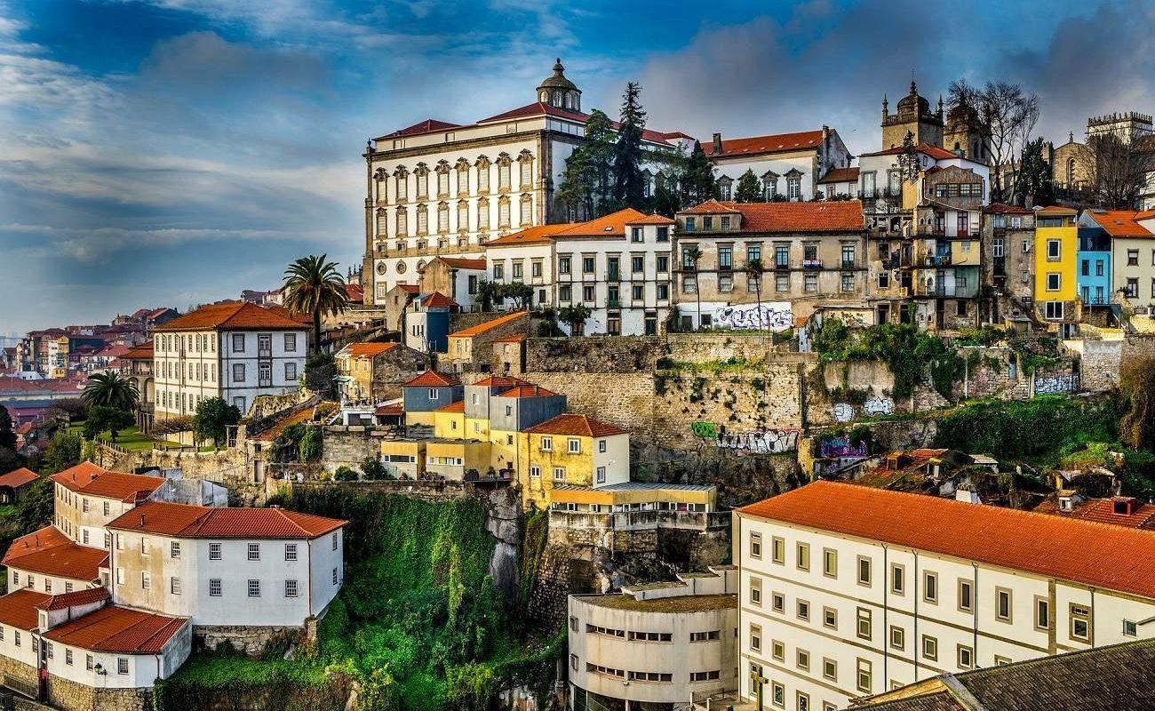 Porto - die letzte Station ihrer Pousada Rundreise durch Portugal