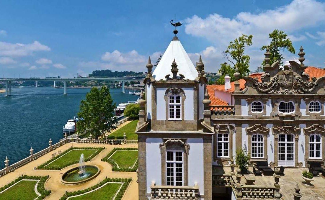 Palácio do Freixo in Porto