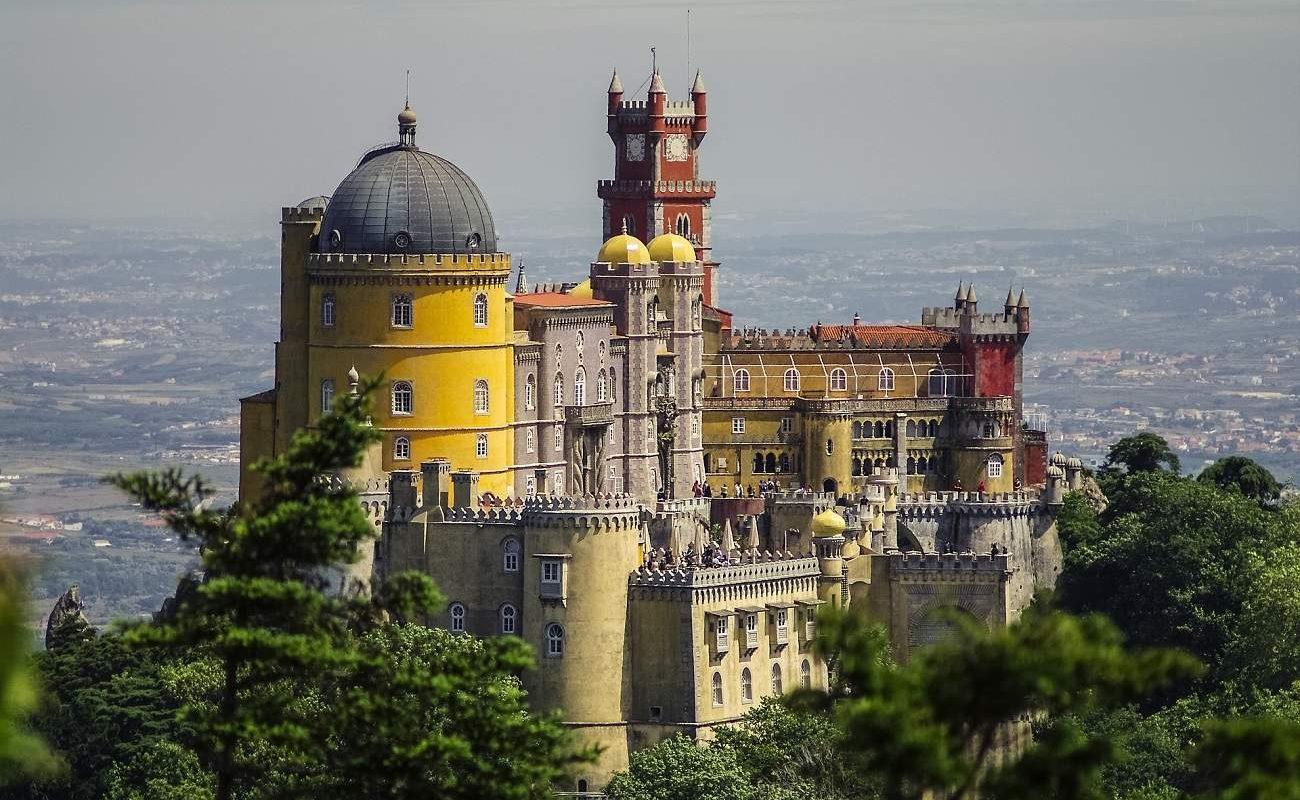 Palast von Penha - Sintra