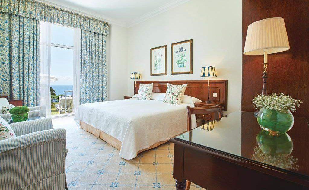 Superior Zimmer, Reids Madeira