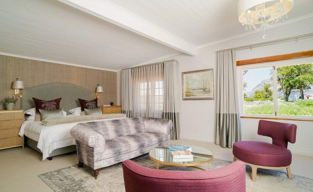Familienzimmer im Hotel Steenberg