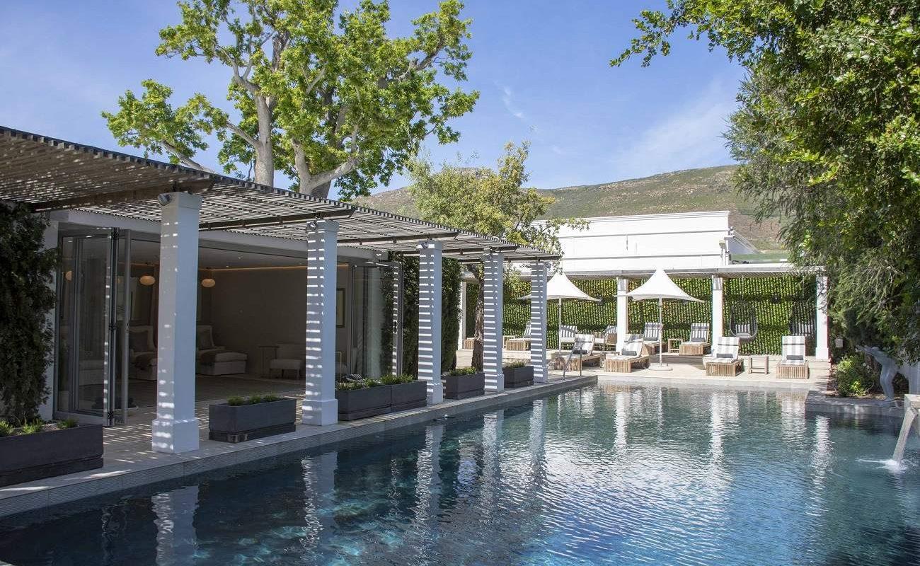 Pool des Steenberg Hotels