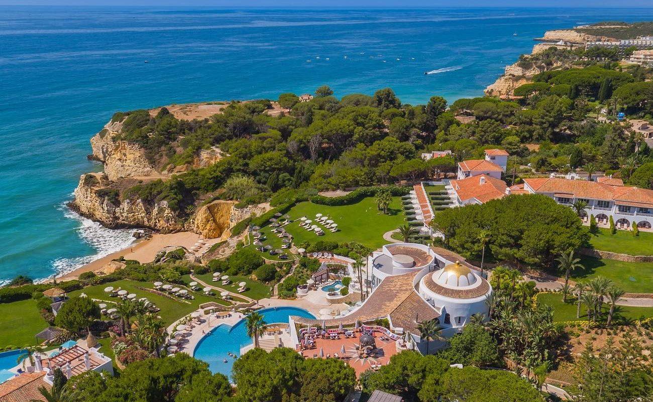 Vila Vita Parc Resort an der Algarve