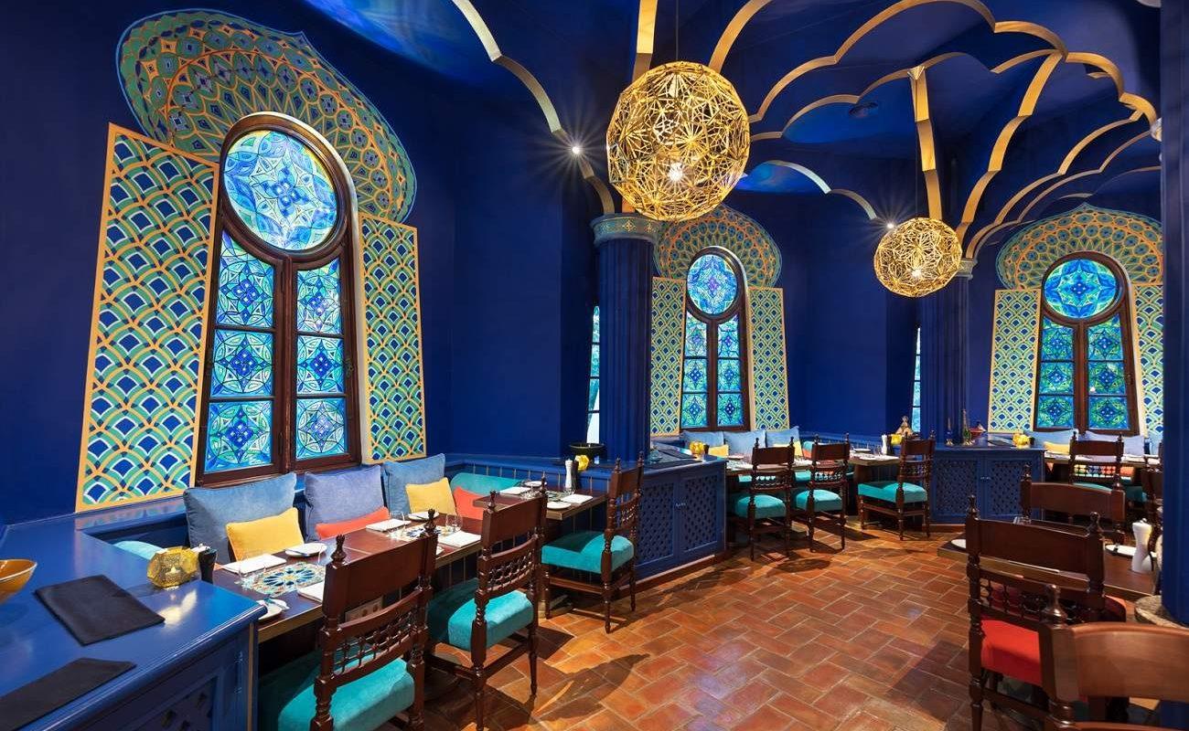 Restaurant Aladin Grill, Vila Vita Parc