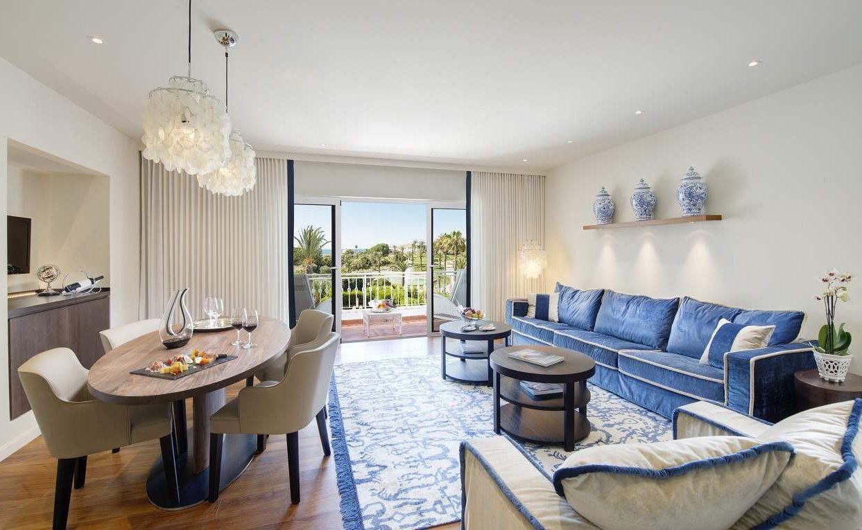 Grand Suite im Vila Vita Parc