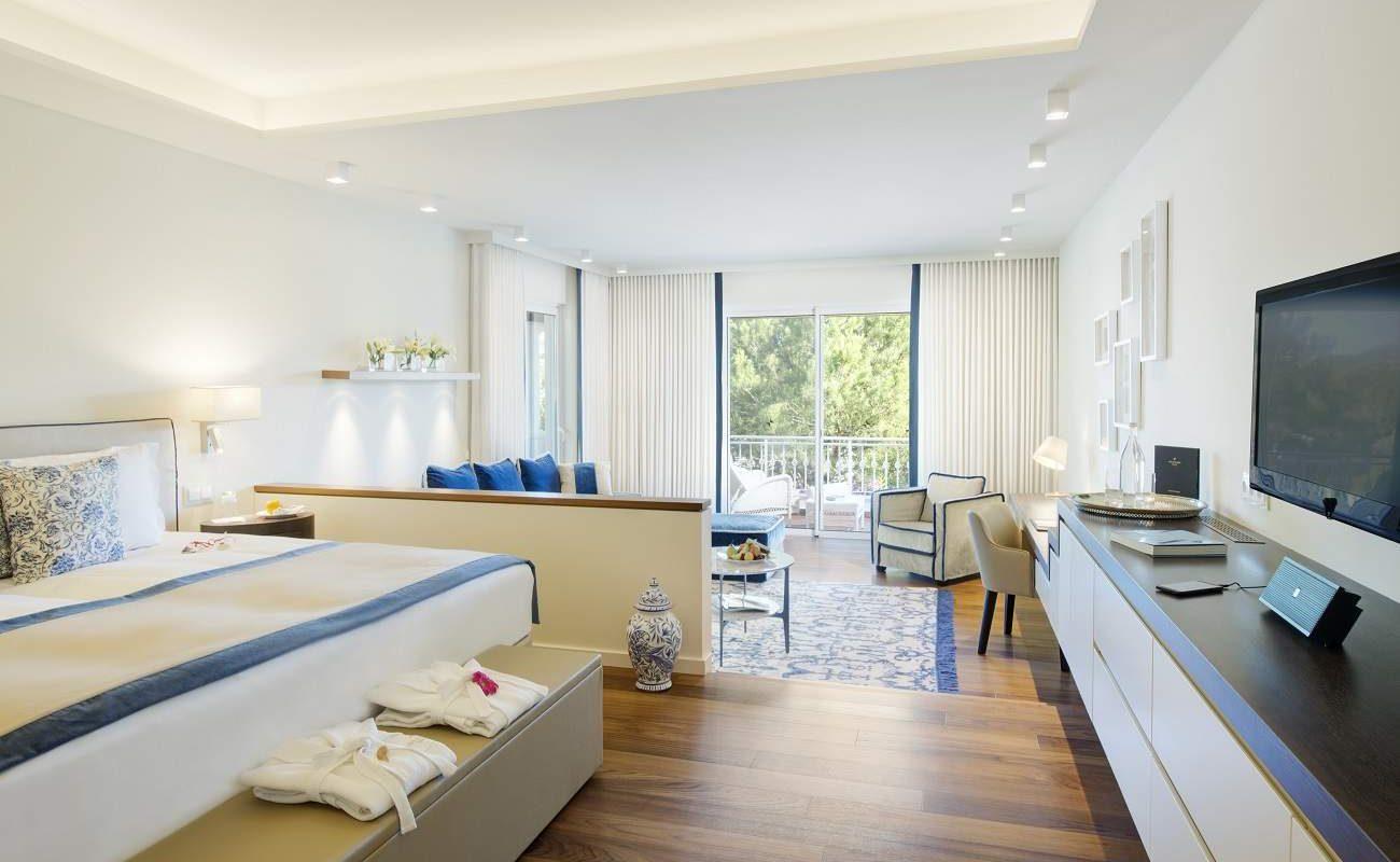 Junior Suite im Hauptgebäude im Vila Vita Parc
