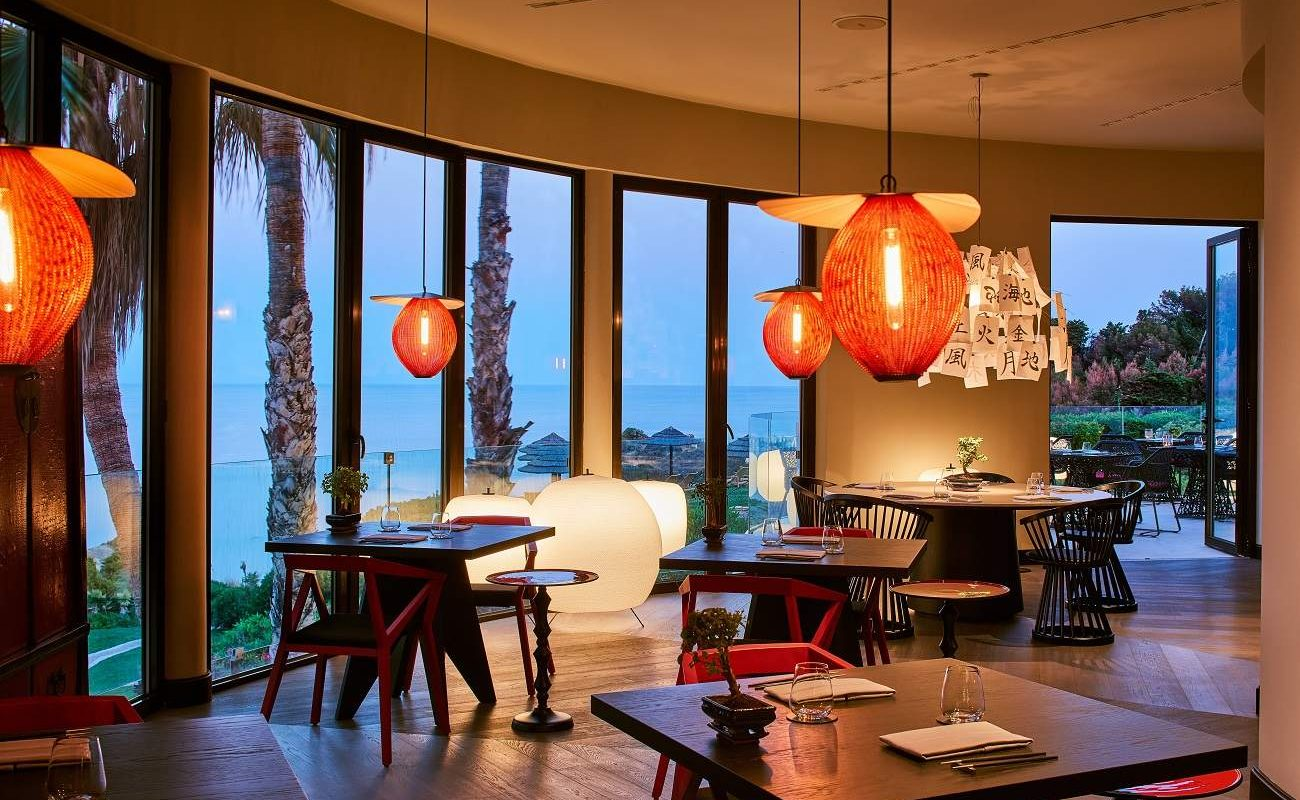 MIZU Restaurant Vila Vita Parc