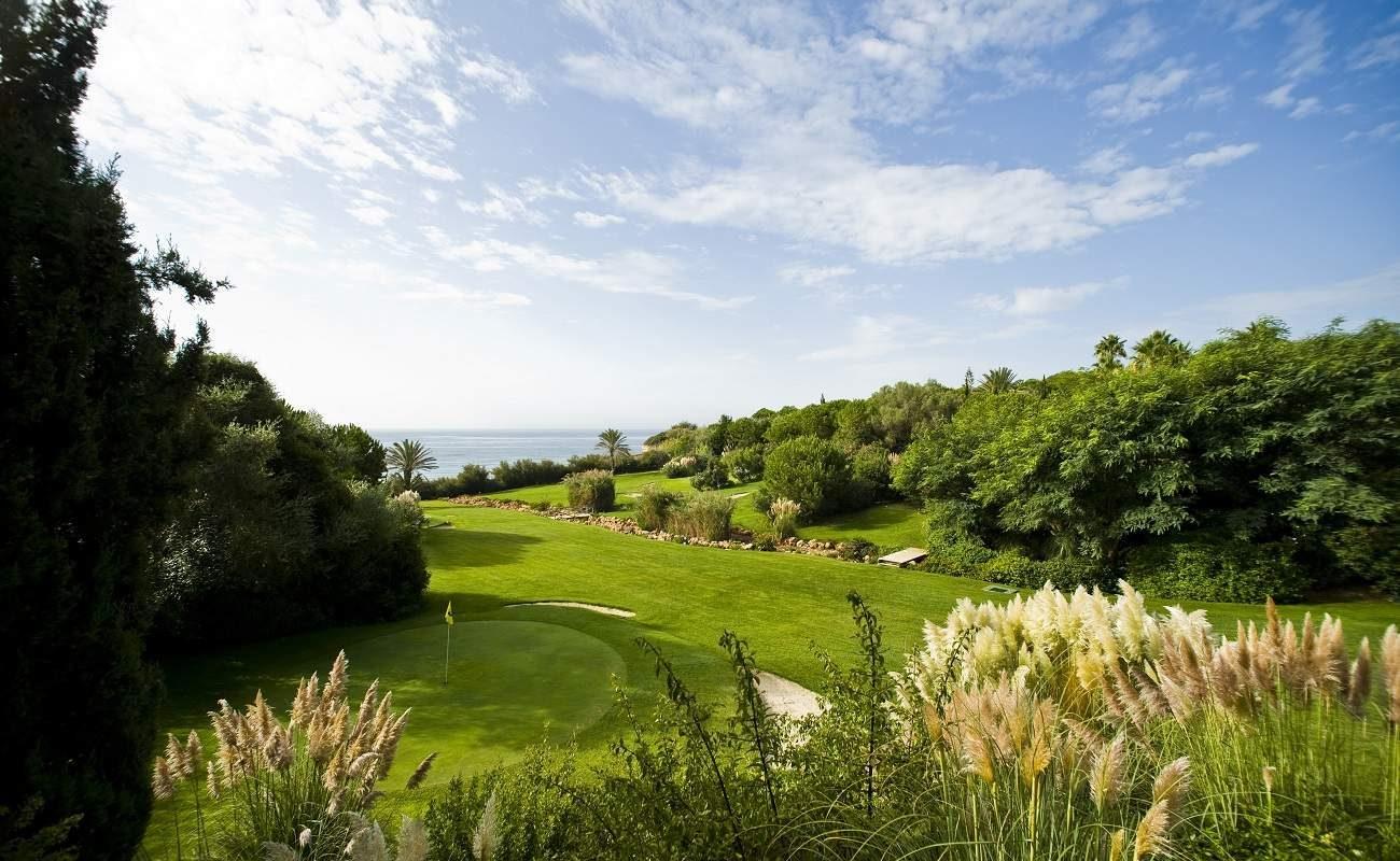 Pitch and Put Golfplatz im Vila Vita