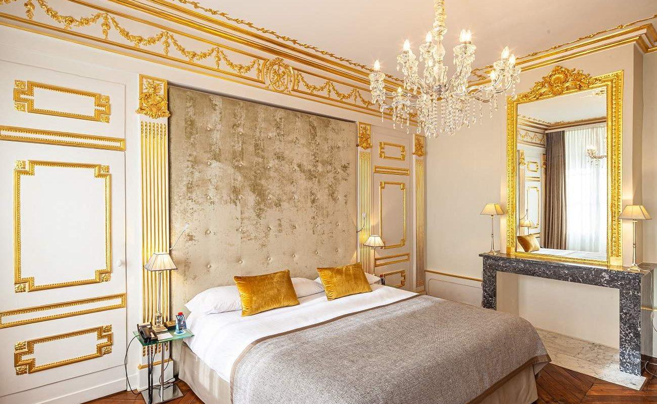 Cristal Suite im Hotel Le Place D'Armes