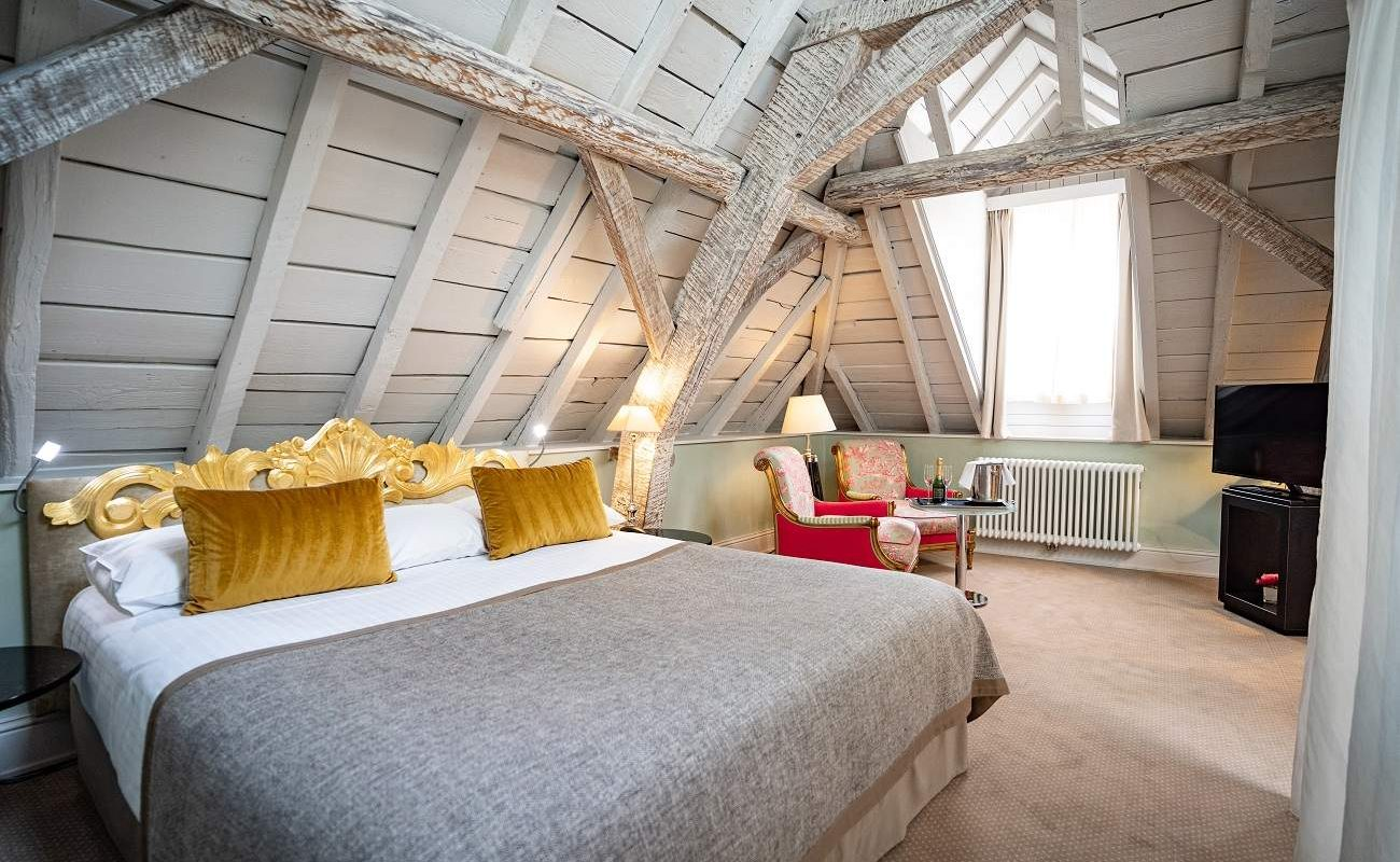 Executive Zimmer im Hotel Le Place D'Armes