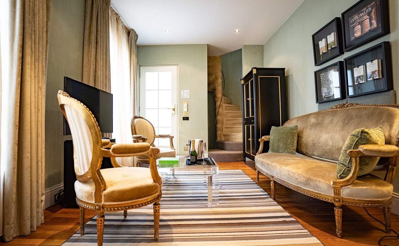 Junior Suite im Hotel Le Place D'Armes