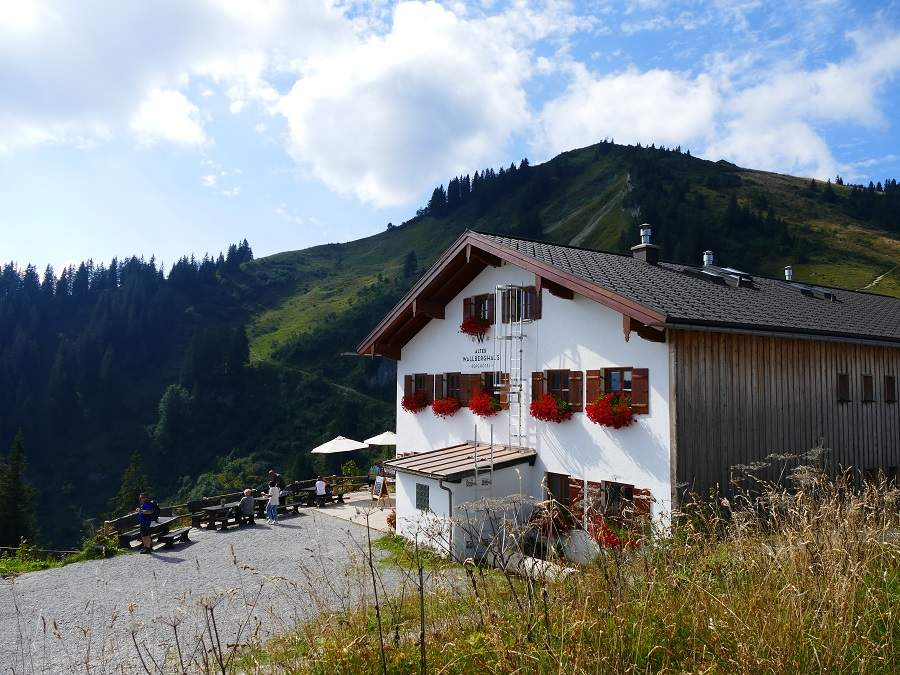 Altes Wallberghaus am Tegernsee