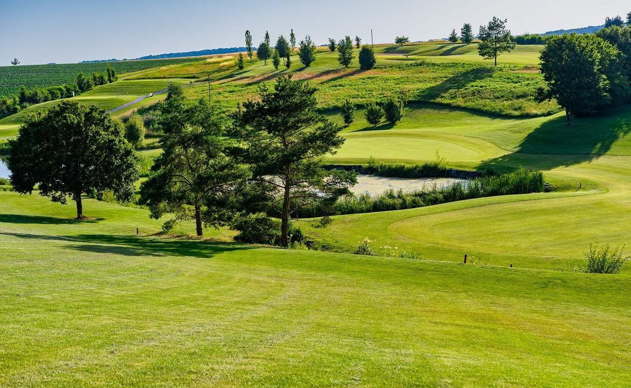 Leading Golf Course am Wald- und Schlosshotel Friedrichsruhe