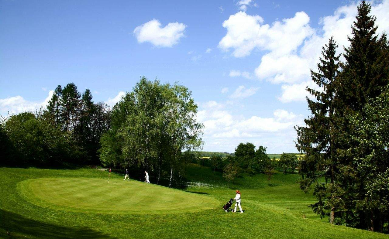 Der nahegelegene Golfclub Heilbronn & Hohenlohe