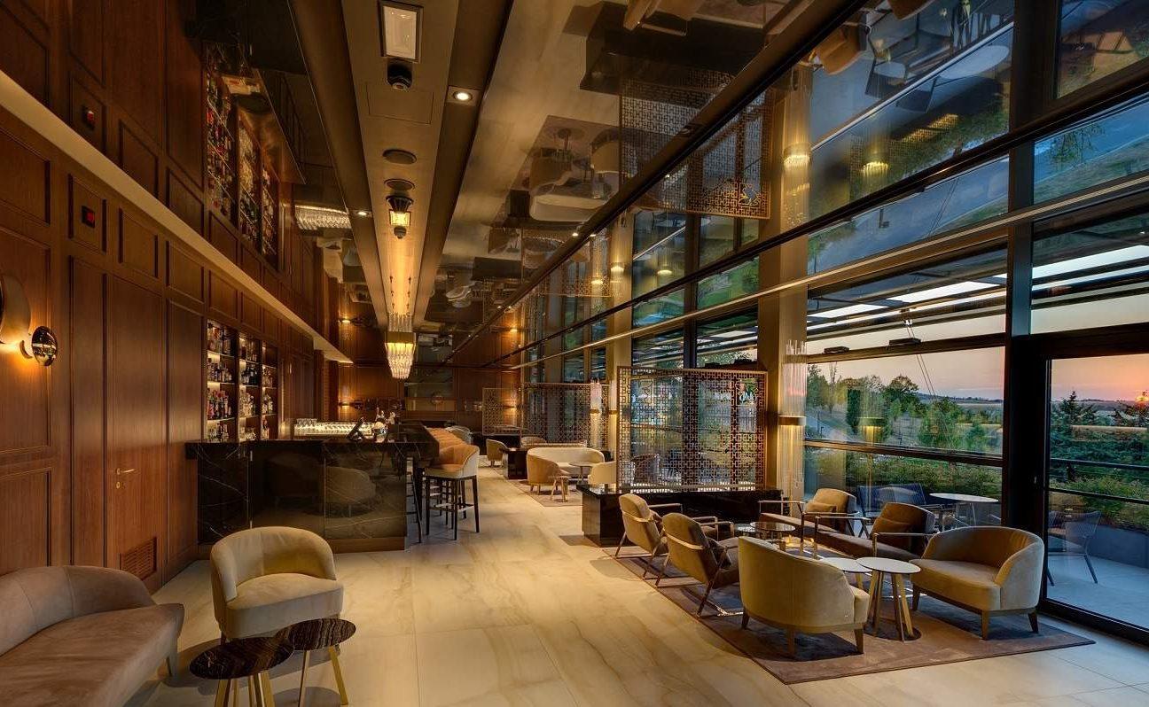 Lounge Bar des Palazzo di Varignana