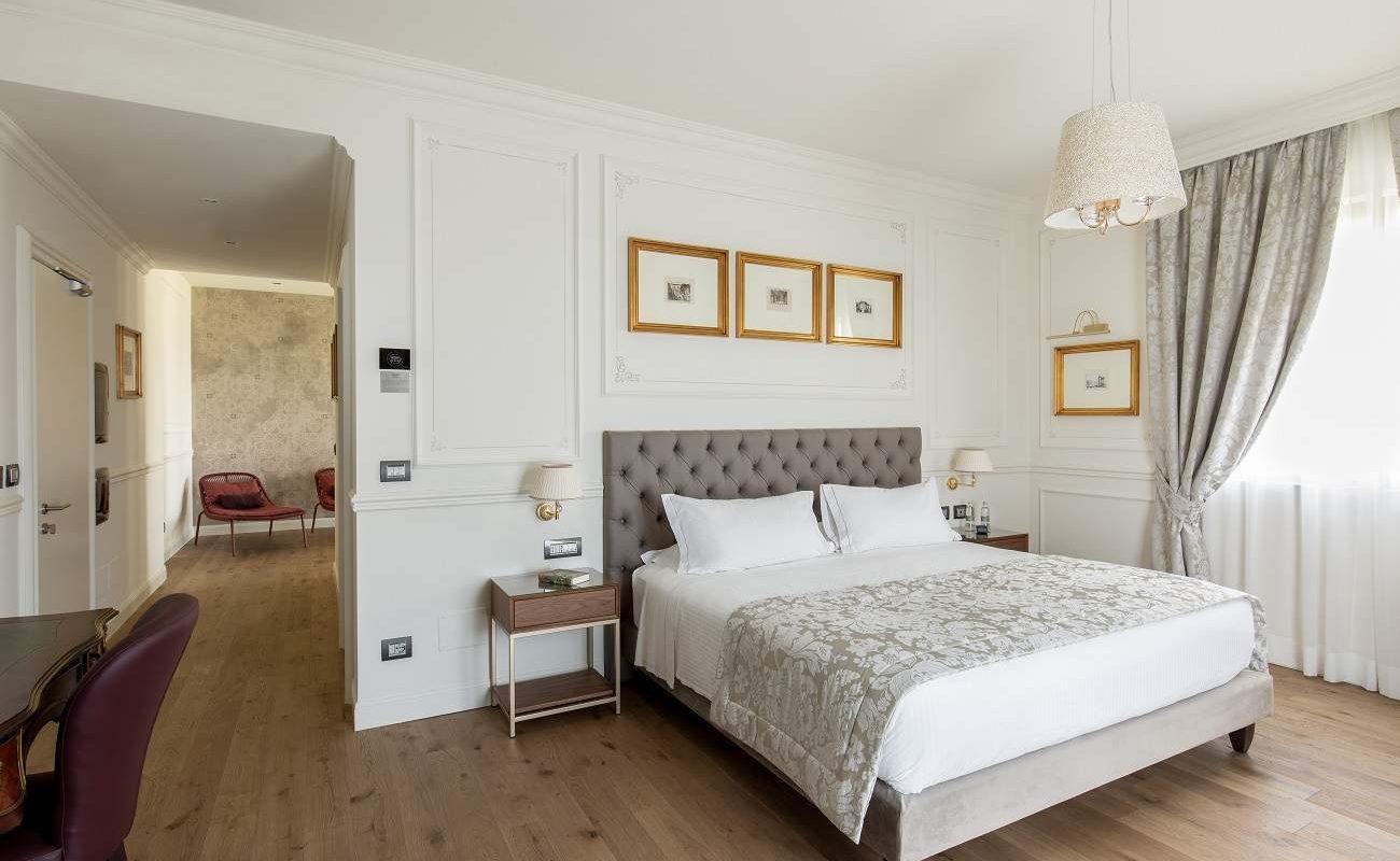 Vital Suite im Luxushotel Varignana