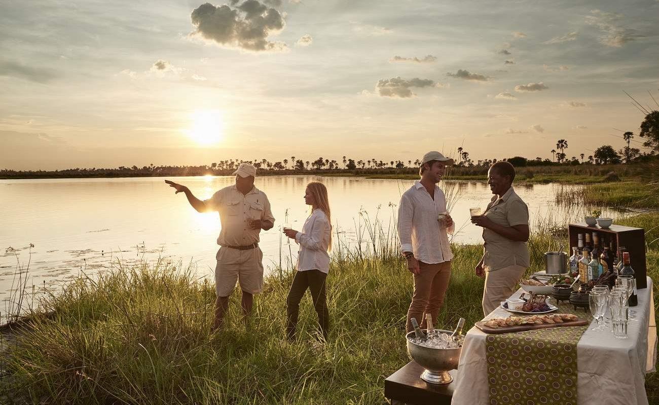 Sundowner Okavango Delta