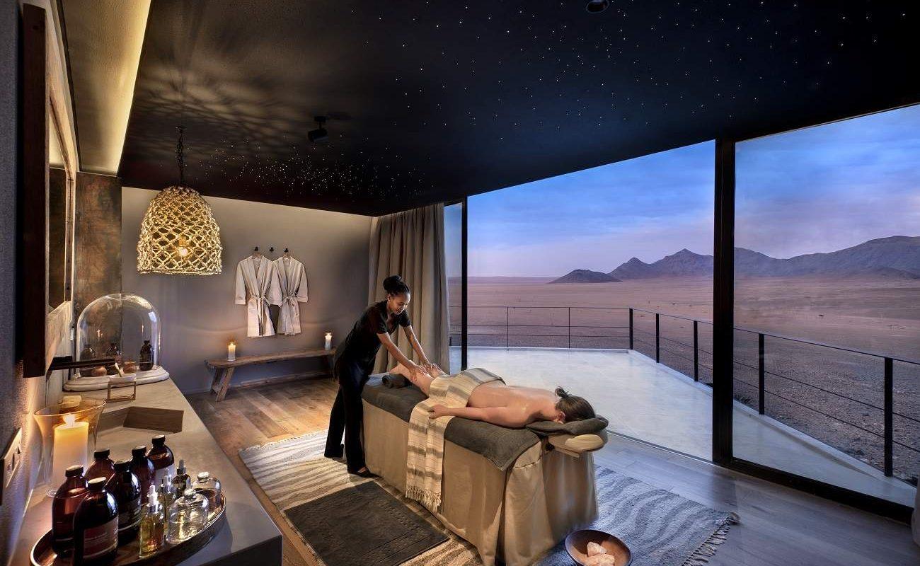 Spa der Sossusvlei Desert Lodge