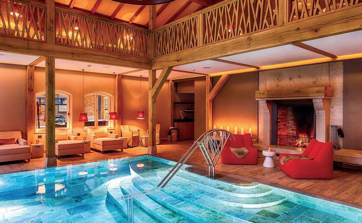 Spa des Grand Village Resort & Spa Weissenhaus