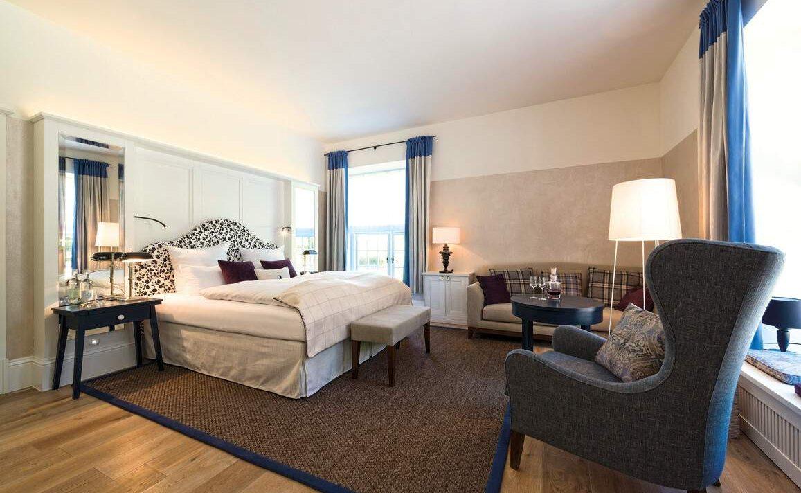 Superior Zimmer im Resort & Spa am Meer