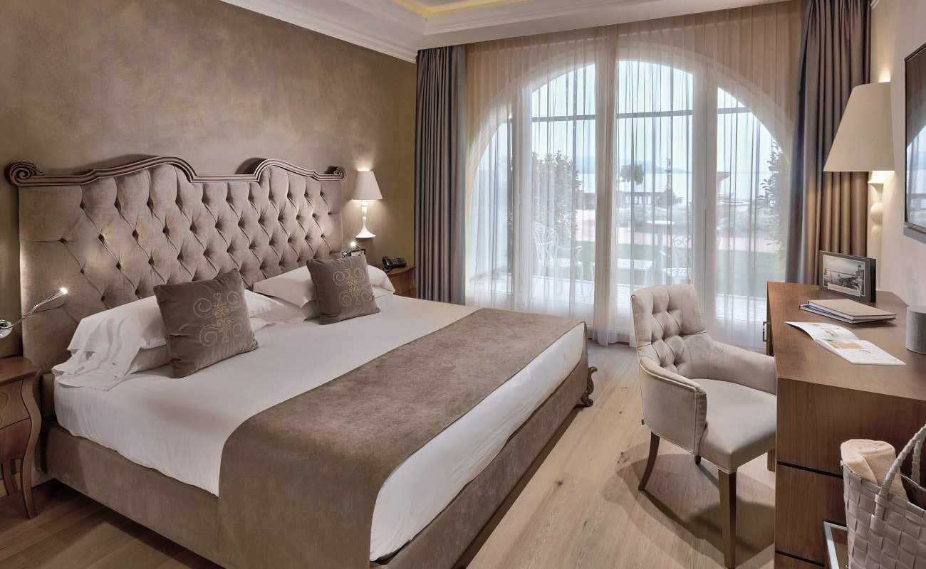 Grand Hotel Fasano Deluxe Zimmer