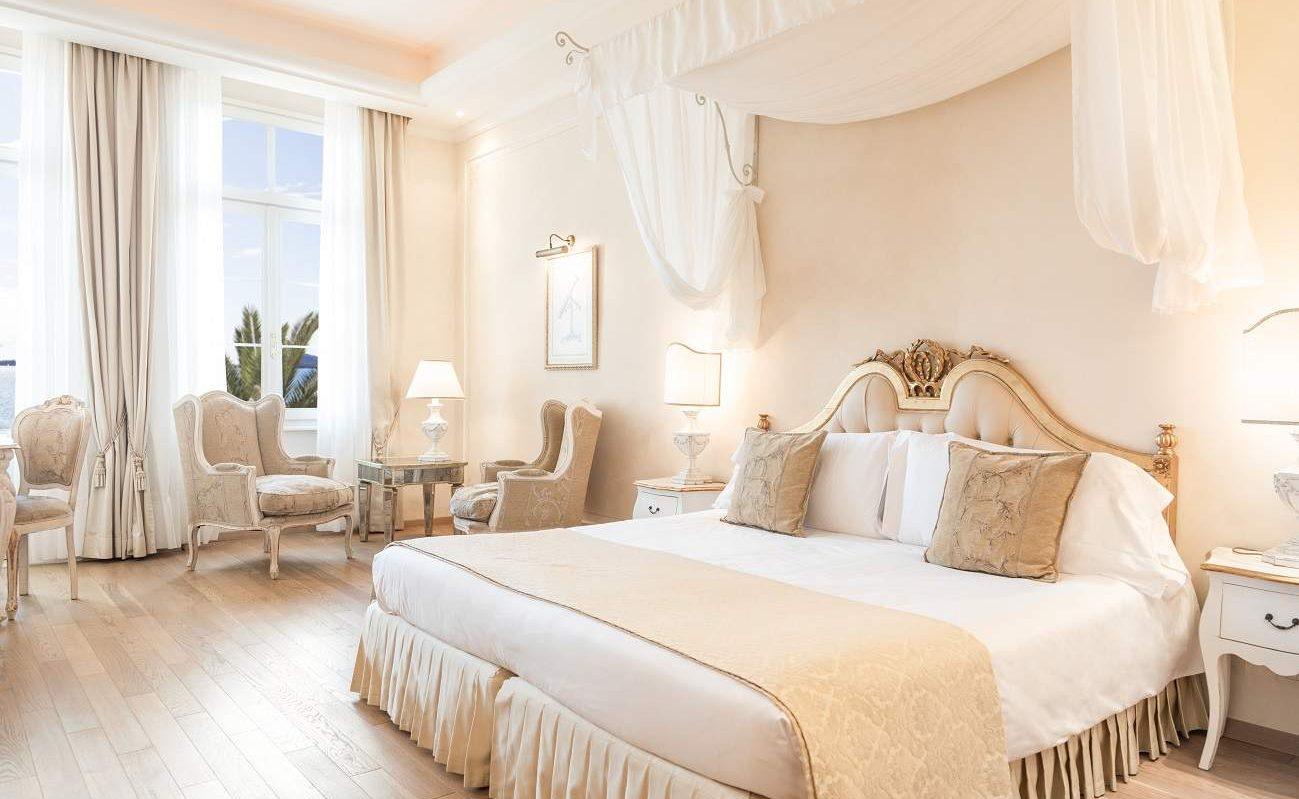 Deluxe Zimmer im Grand Hotel Fasano