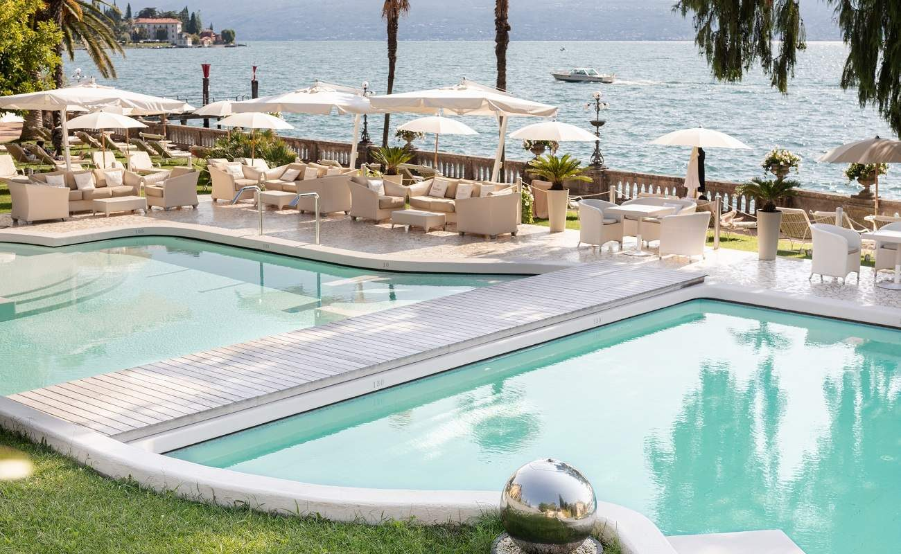 Pool des Grand Hotel Fasano