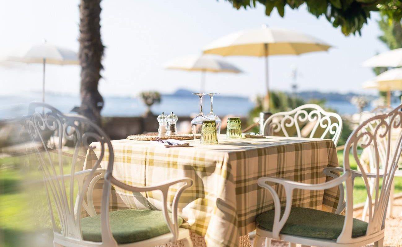 Restaurant Magnolia im Grand Hotel Fasano