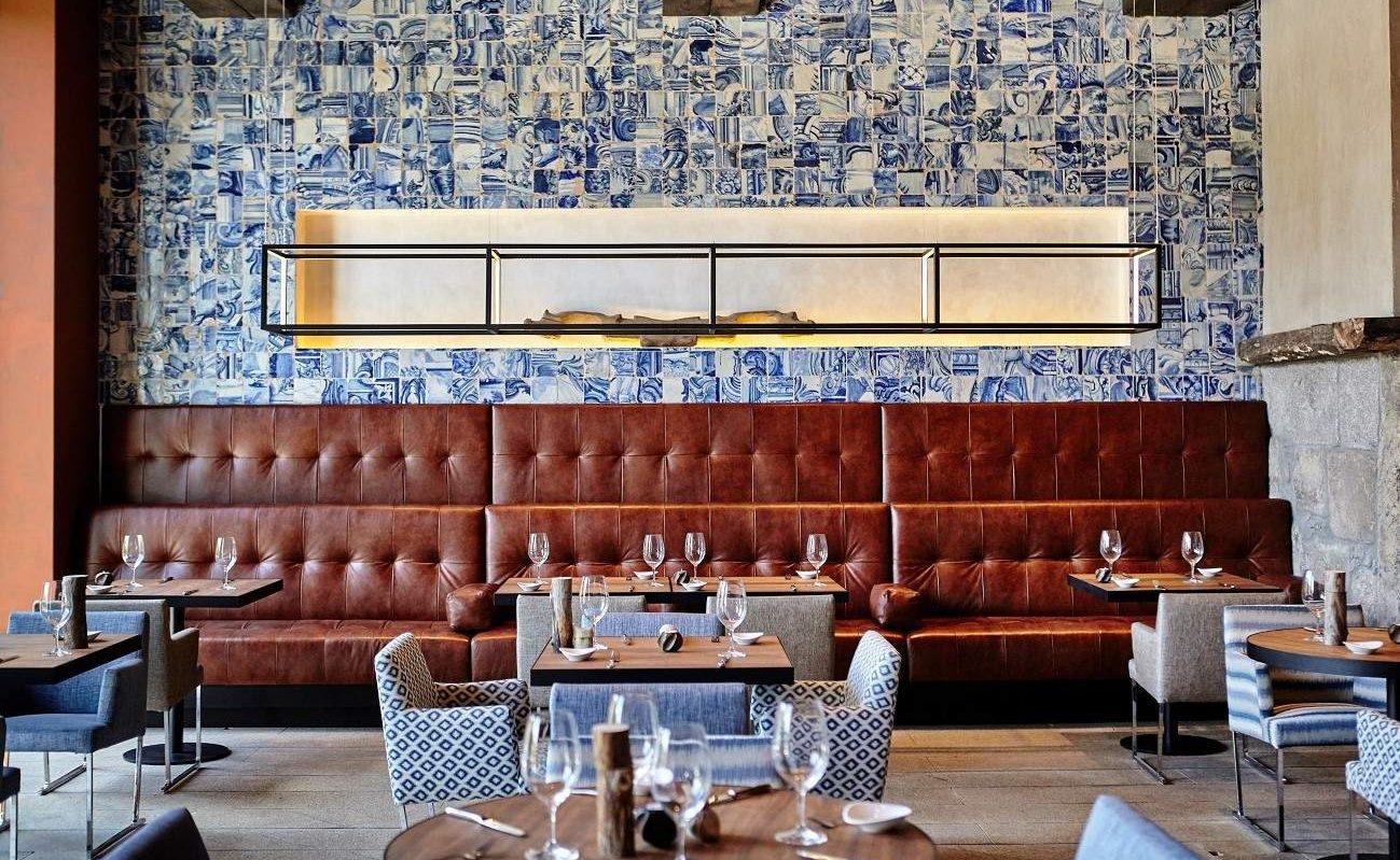 Douro Valley Restaurant Dining Room