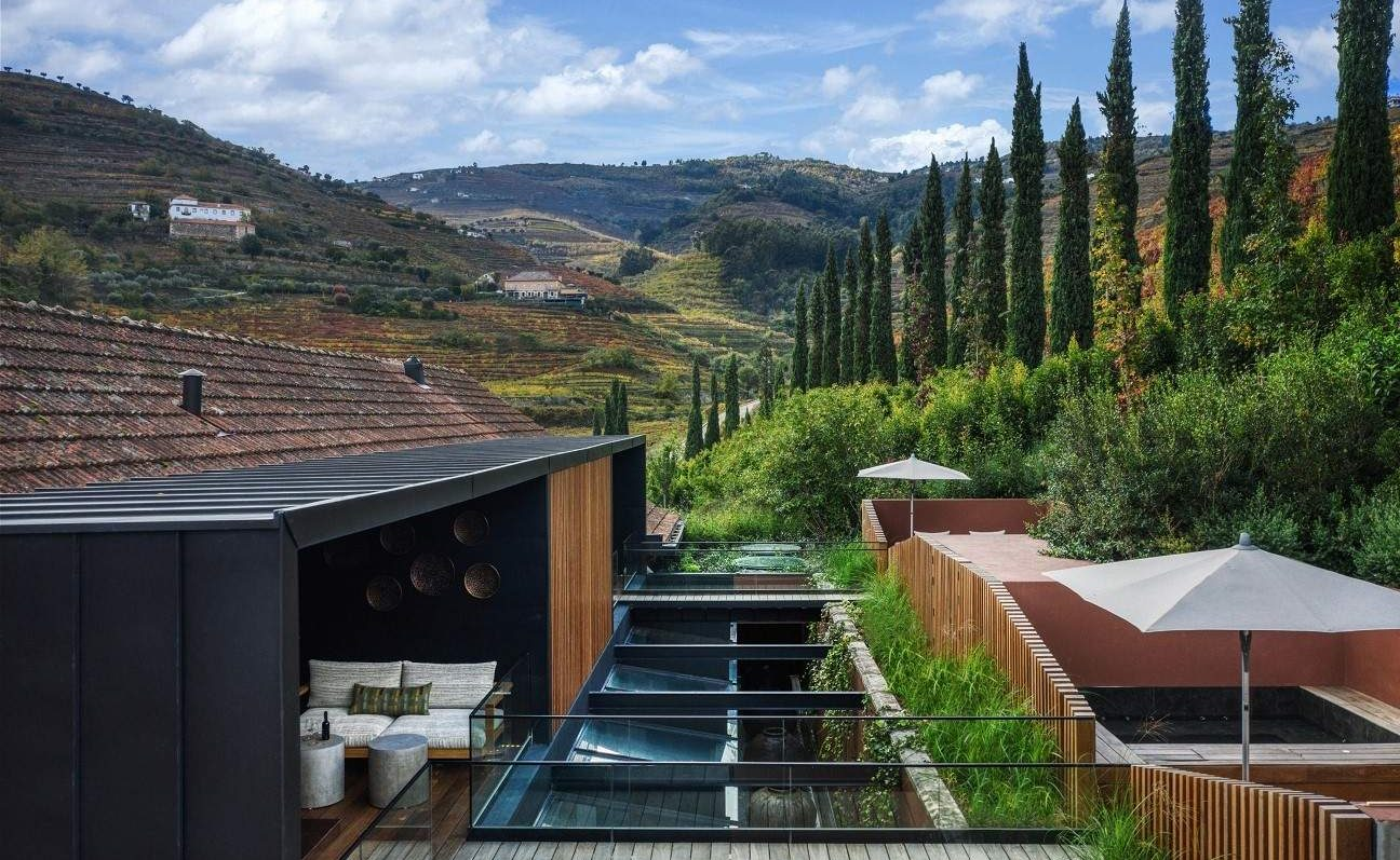 Rooftop Suite im Six Senses Douro Valley