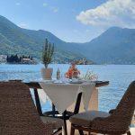 Ein Tag in der Boka Bucht von Montenegro